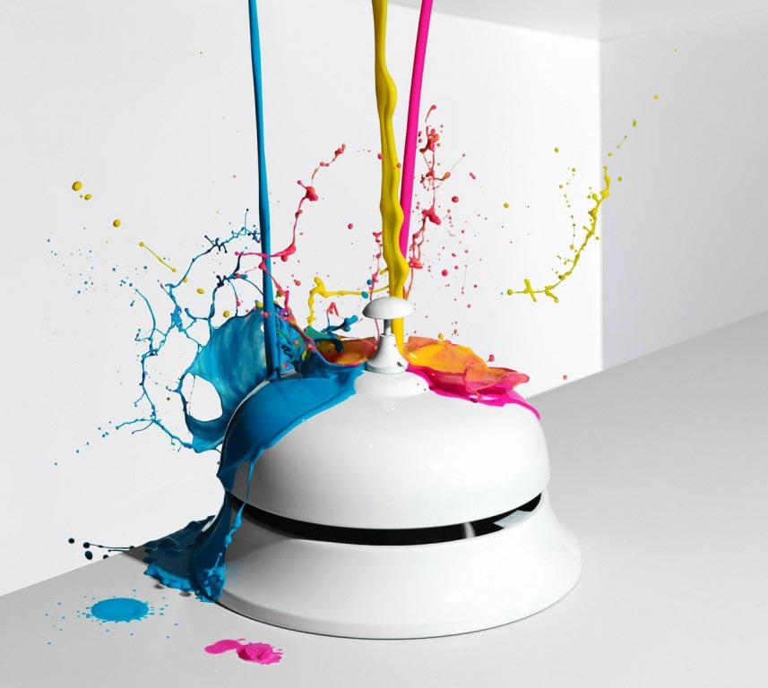 color-splash-white-background