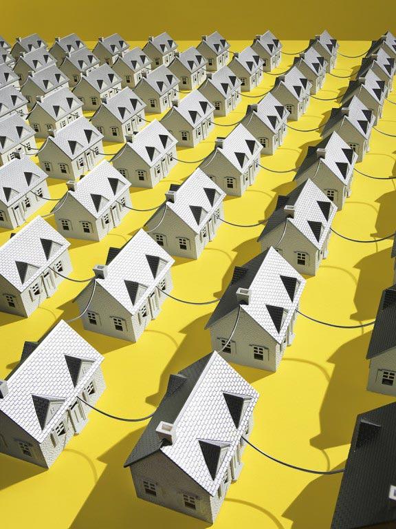 white-brick-houses