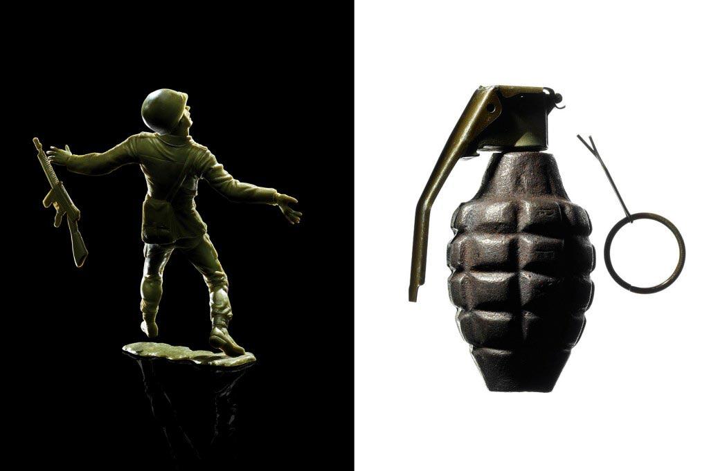 soldier-grenade