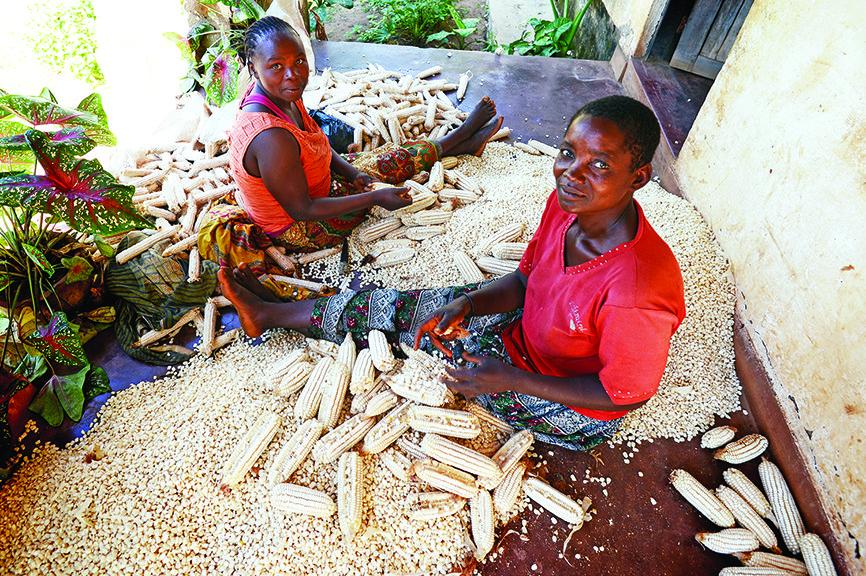 Malawi-food