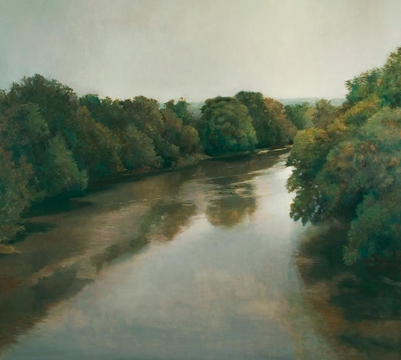 French-broad-river-painting