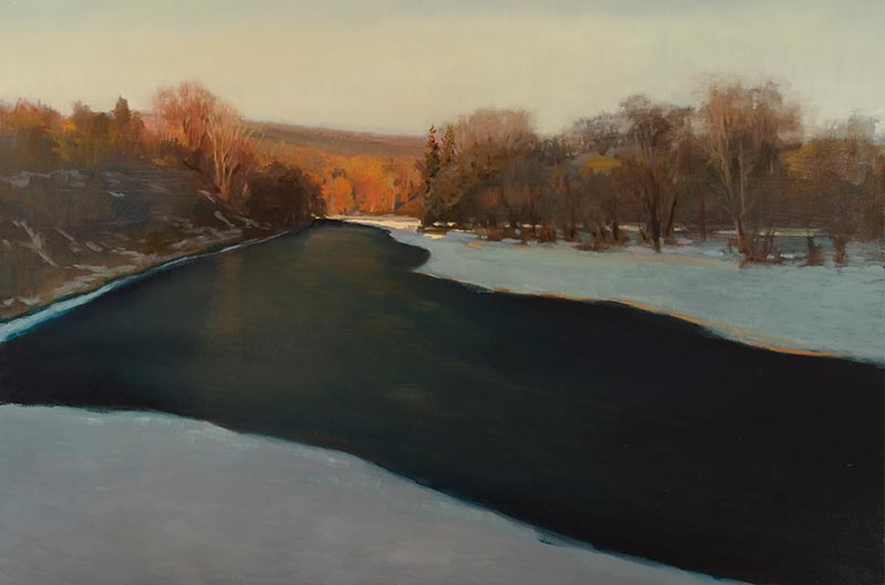 winter-river-painting